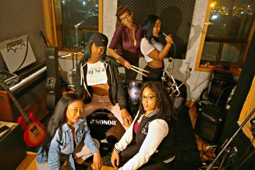 Beauties & The Beat