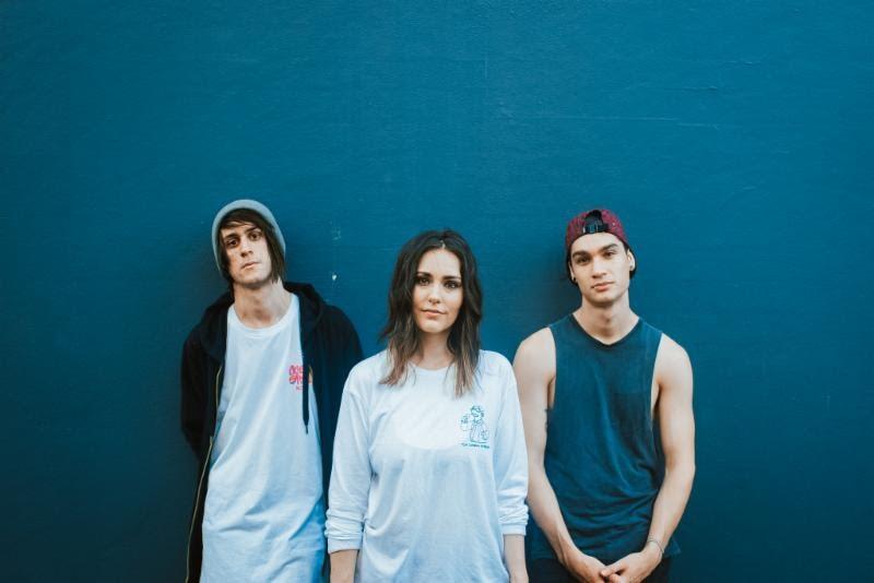 Stand Atlantic, Australian Alternative Rock/Pop band