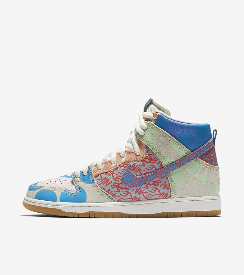 Nike SB Zoom Dunk High Premium SB X Thomas Campbell
