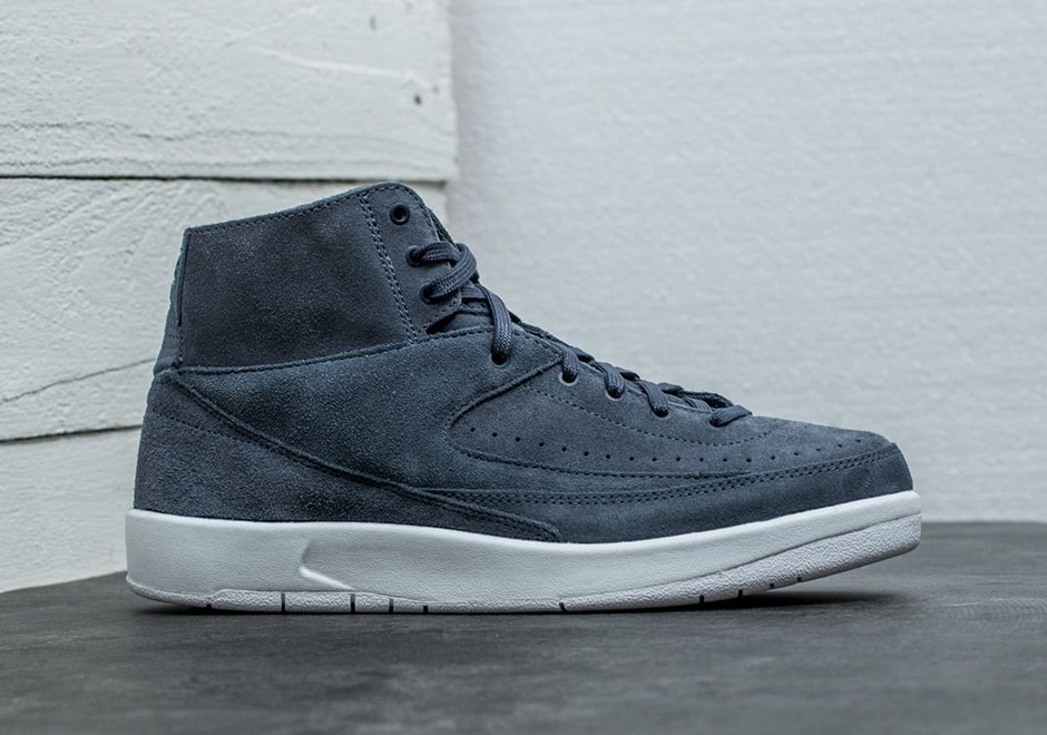 Nike Air Jordan 2 Decon Thunder Blue