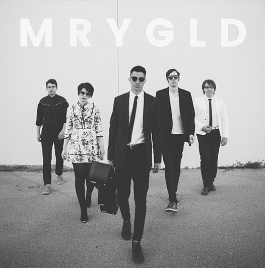 MRYGLD indie rock music