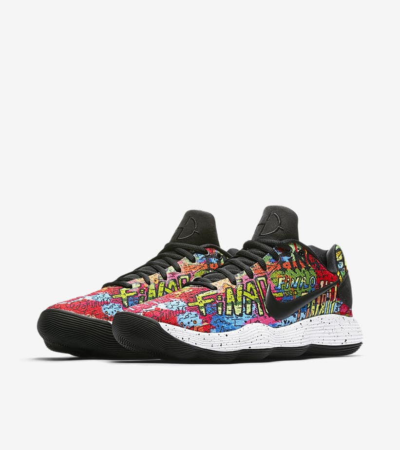 "Nike Hyperdunk Low ""Failure Is Not An Option"" sneakers"