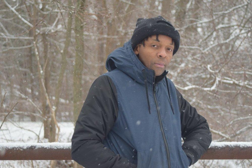 Zangba rap artist and author