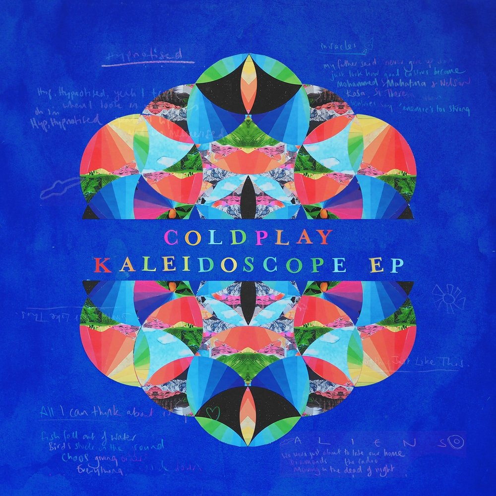 Coldplay Kaleidoscope EP review