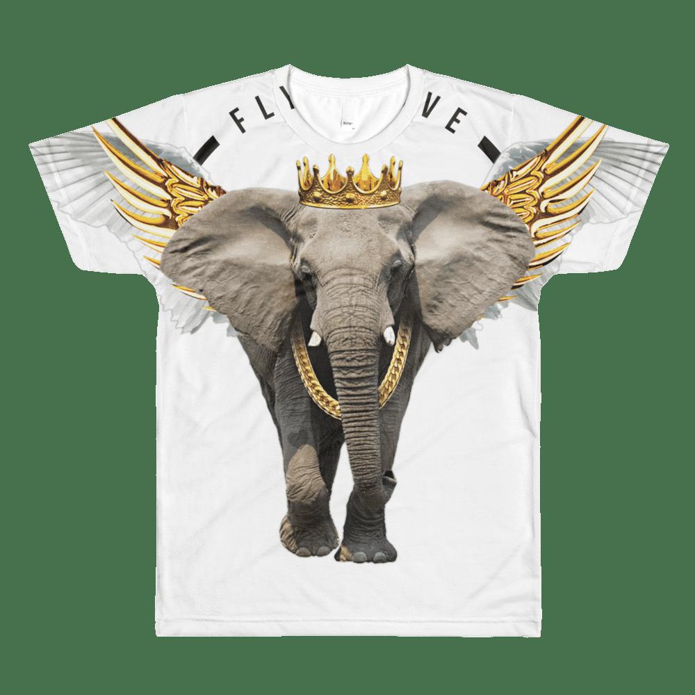 "Fly Above ""Fly Elephant"" shirt"