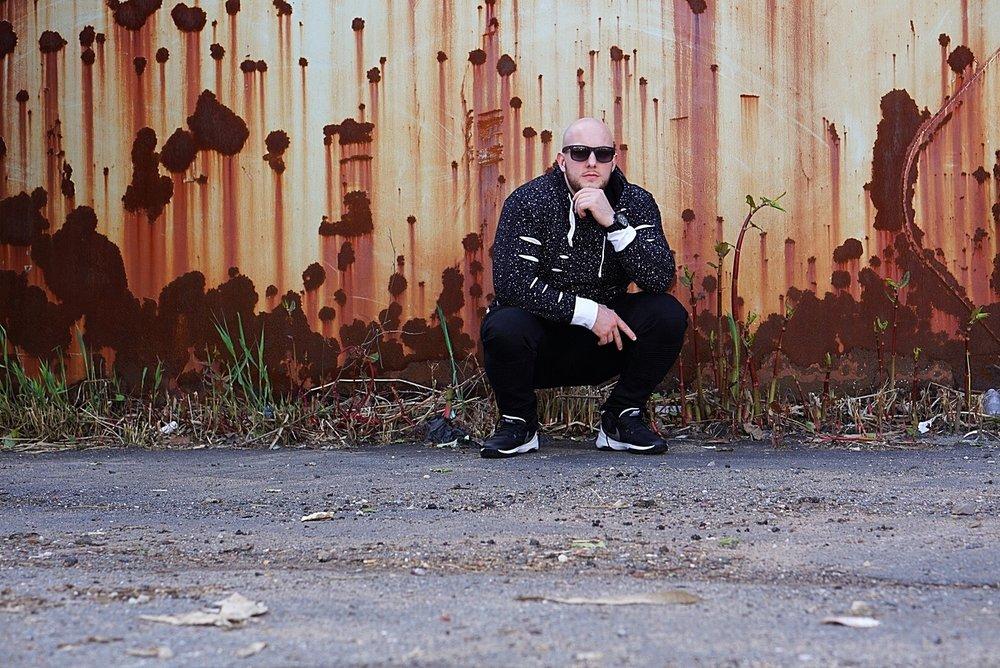 Andrew Crillz rap artist