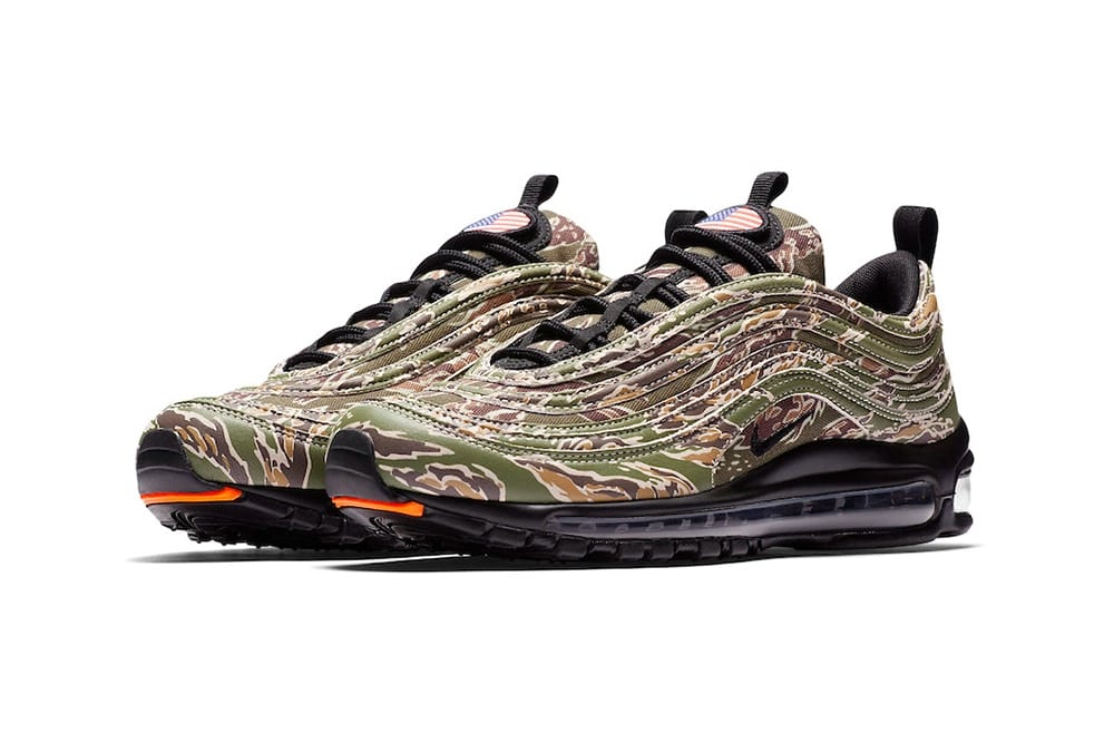"ed39d28d15b Nike Air Max 97 ""Country Camo"" Pack - DOPECAUSEWESAID"