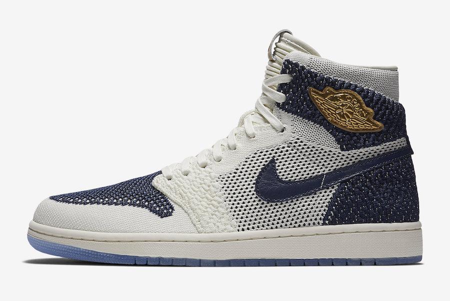 809095541dcffb Sneaker Alert  Air Jordan 1 Retro High OG Flyknit RE2PECT ...