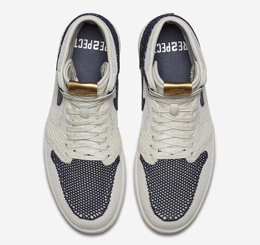 4840d7be4149 Sneaker Alert  Air Jordan 1 Retro High OG Flyknit RE2PECT ...