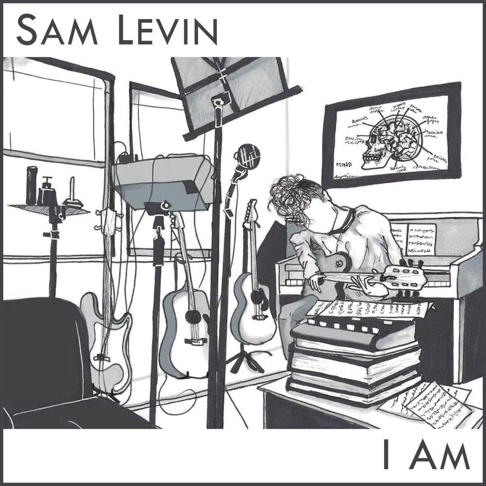 Sam Levin - I Am.jpg