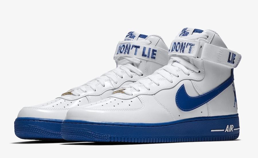05875d907cf4ba Sneaker Alert  Nike Air Force 1 High Sheed Rude Awakening ...