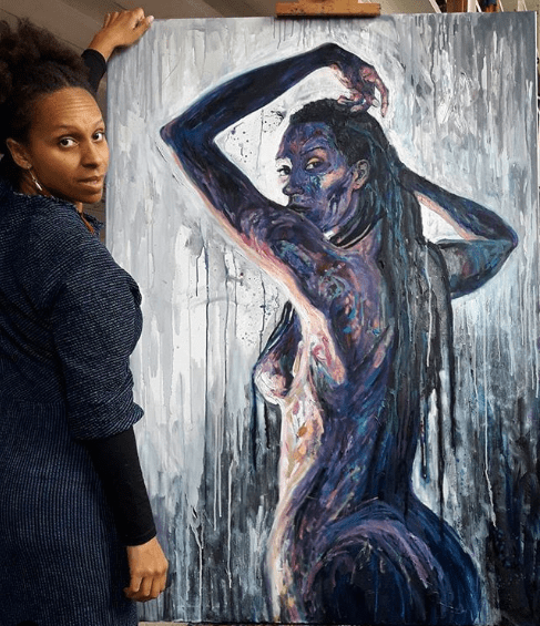 Interview - African-Spanish Painter Bianca Nguema Talks About Her Inspirations and Heritage in Her Artwork.png