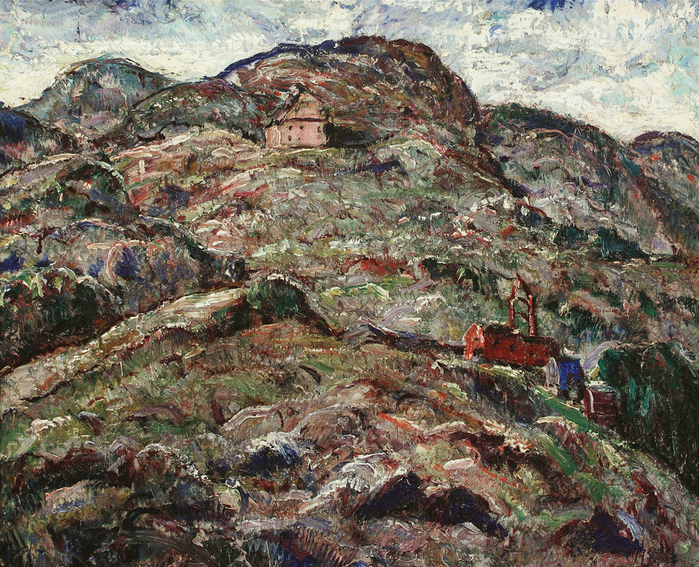 Lawson Ernest_Abandoned Gold Mine_16x20_oil_1927(OPT2).jpg