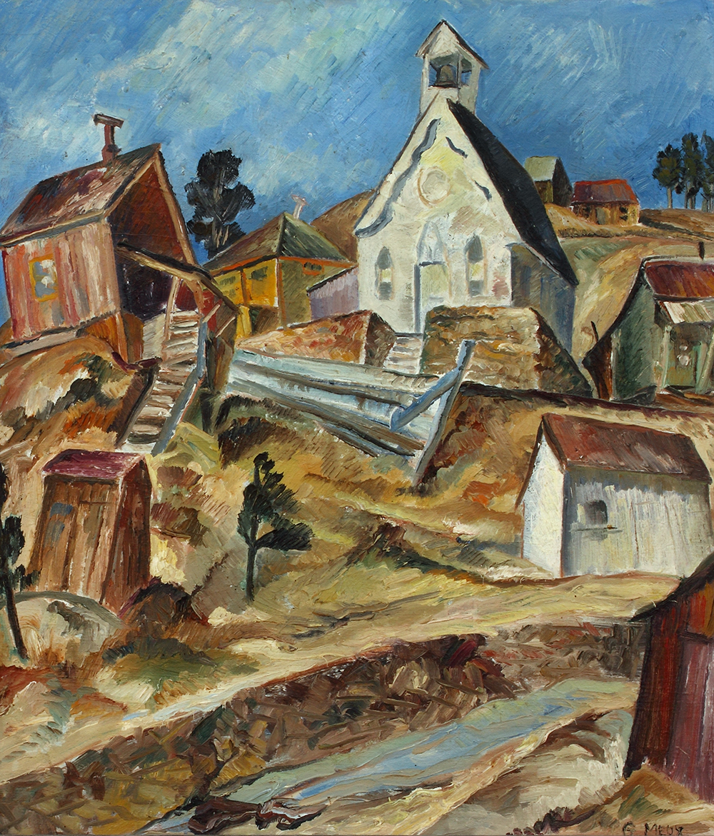 Meux Gwendolyn_White Church Ward CO_23x20_oil on board_c1940.jpg