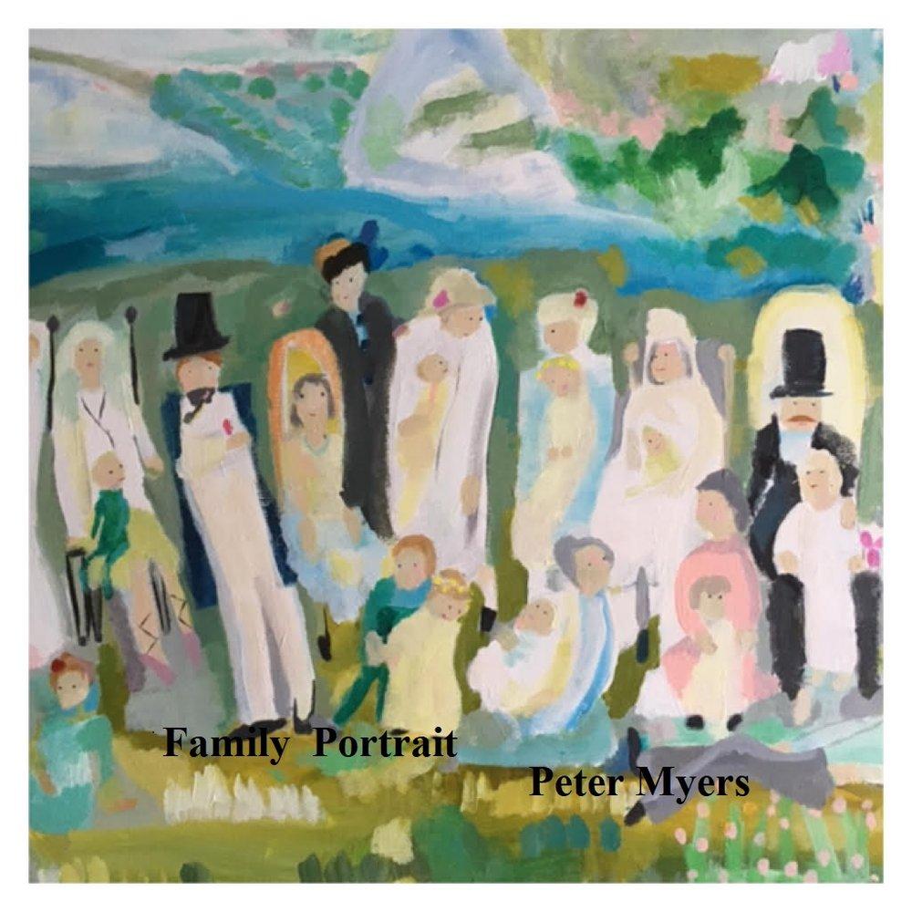 """""""FAMILY PORTRAIT""""                                                    -Painting """"Family Portrait"""" -Kate Mancini"""