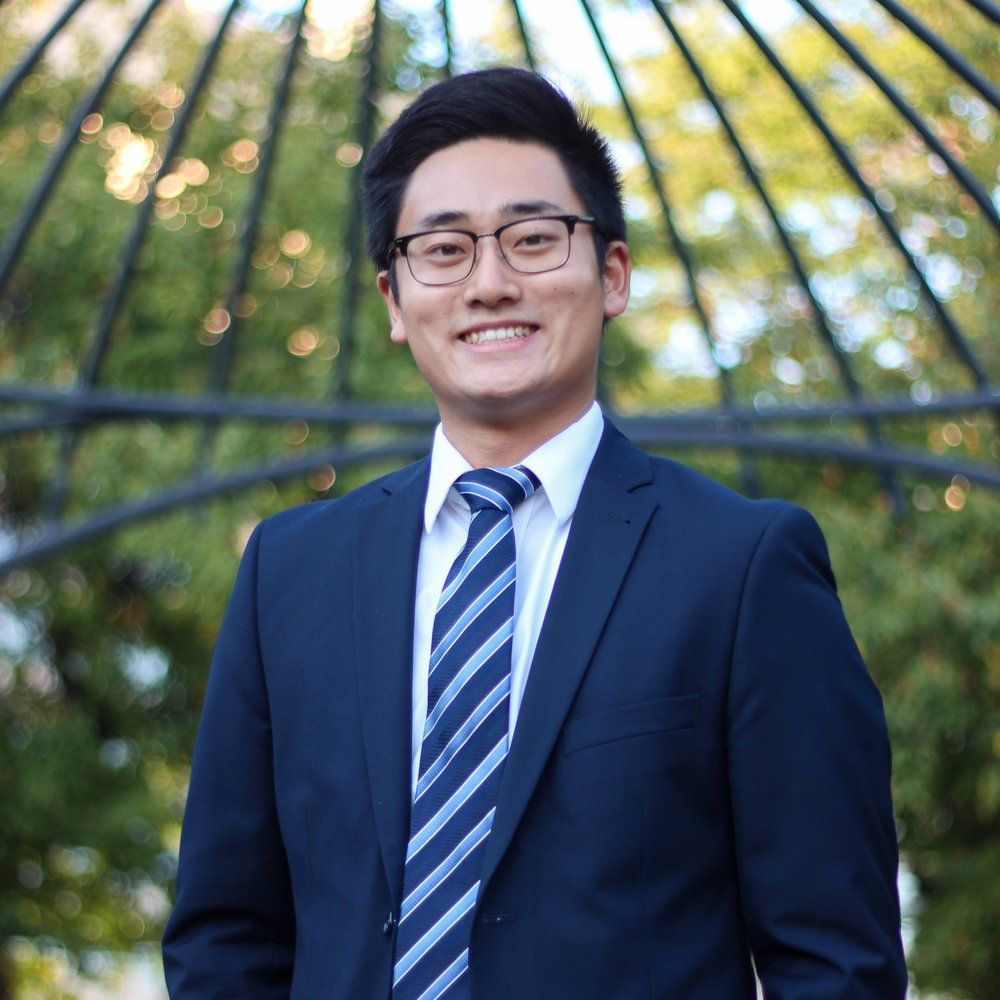 enoch lee - Director of Finance  4th year, majoring in Economics and Management Science