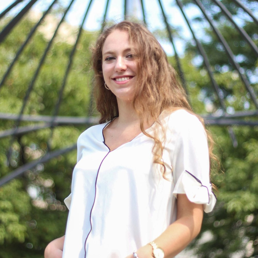 sheli liberman - Director of alumni outreach  3rd year, majoring in economics and management science