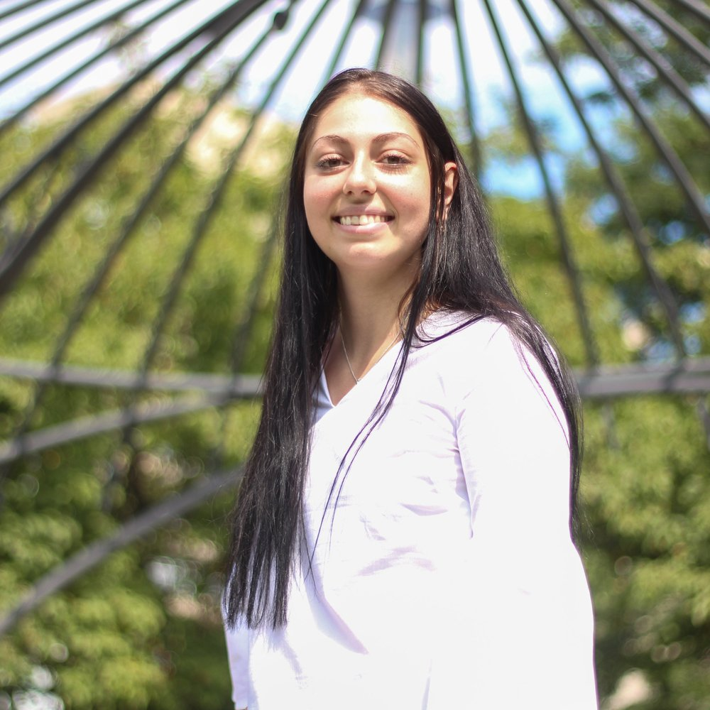 NICOLE Catarino - Director of Outreach  5th year, majoring in economics and management science