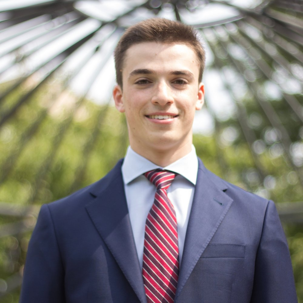 Levi Hahamovich - Vice-President of Finance  2nd year, majoring in Economics and Management Science
