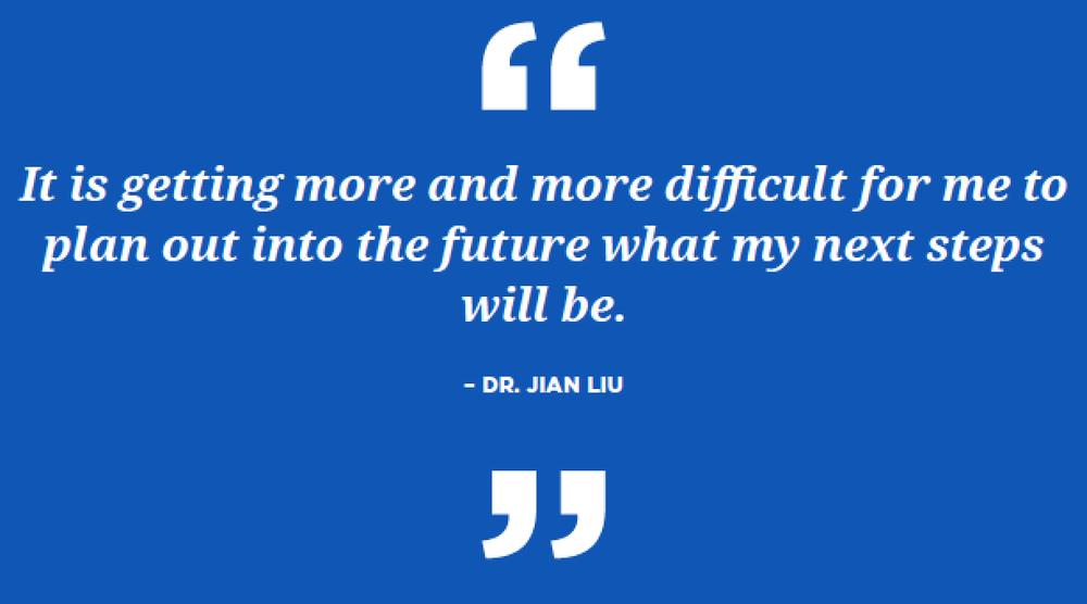 Jian Liu quote