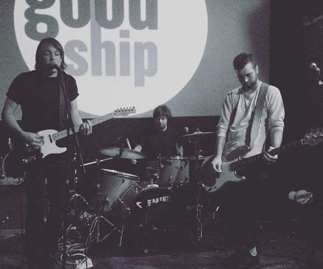 THE GOOD SHIP // KILBURN