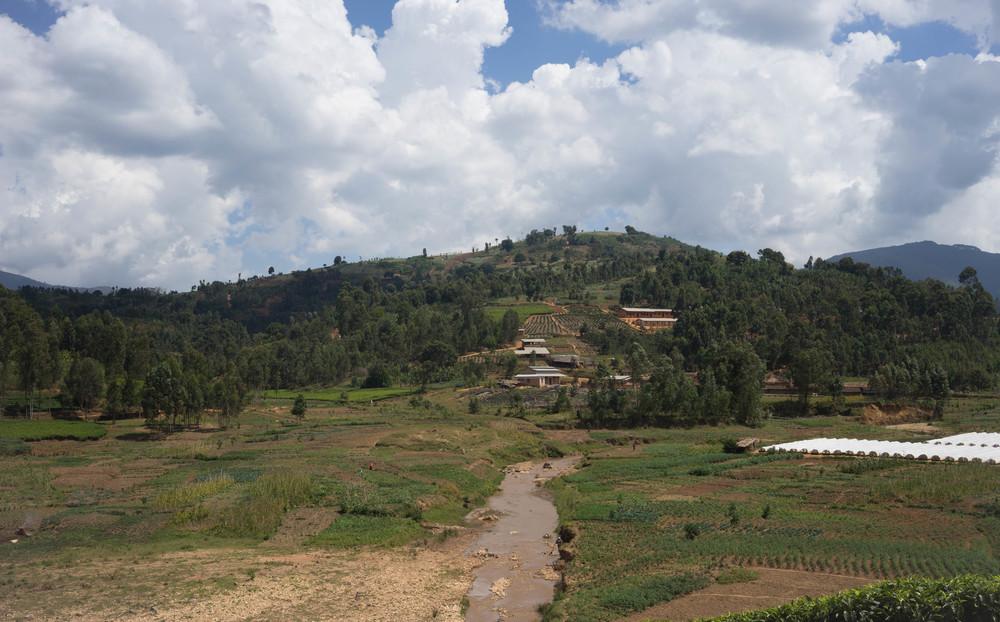 Buziraguhindwa washing station