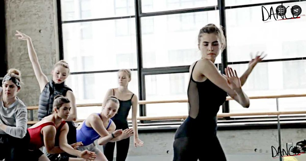 Click through to our   new video interview   at Dance.com about the NextGeneration program!