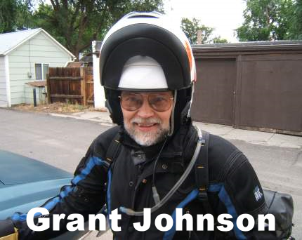 Grant Johnson from Horizons Unlimited