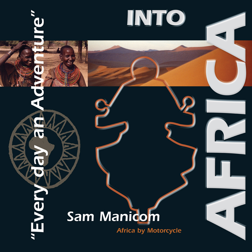 Into Africa is now available as an audio book too!