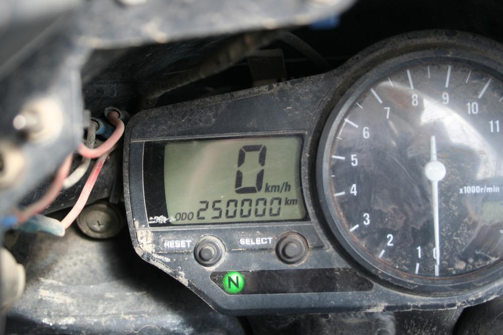 2001-2006 the 250,000km.JPG