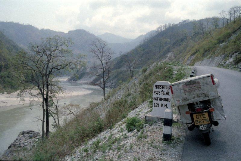 Elspeth Beard - Road to Kathmandu