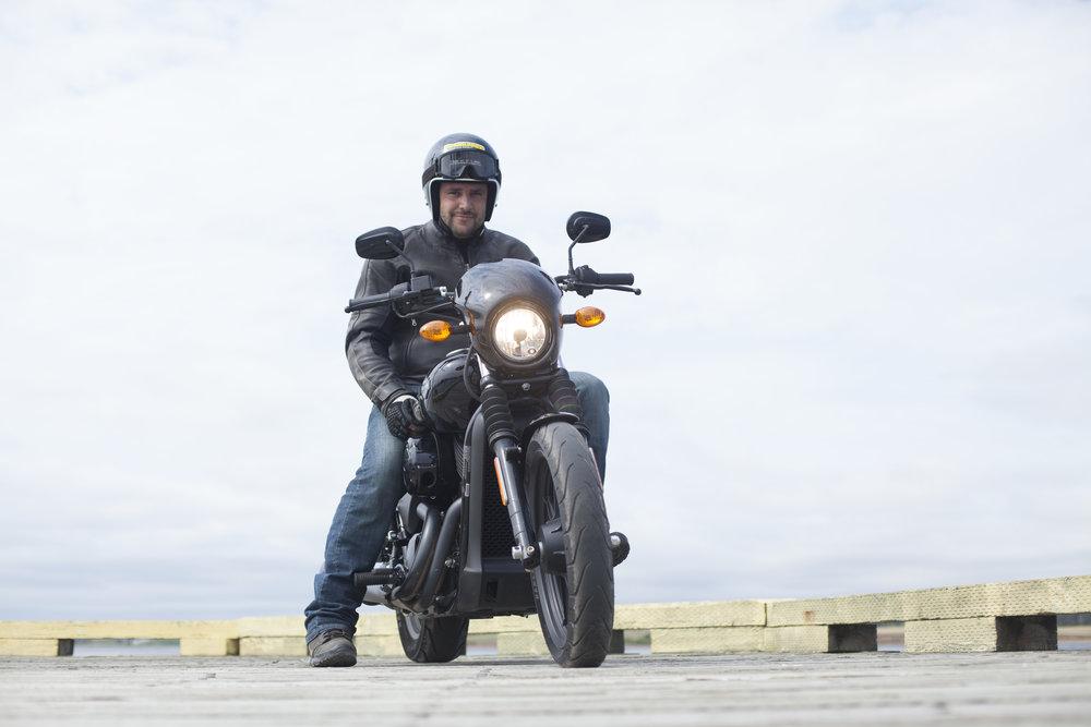 Zac Kurylyk - Canada Moto Guide
