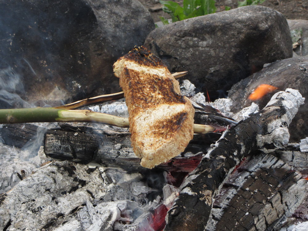 Motorcycle Pannier Kitchens Tips For Camp Cooking On The
