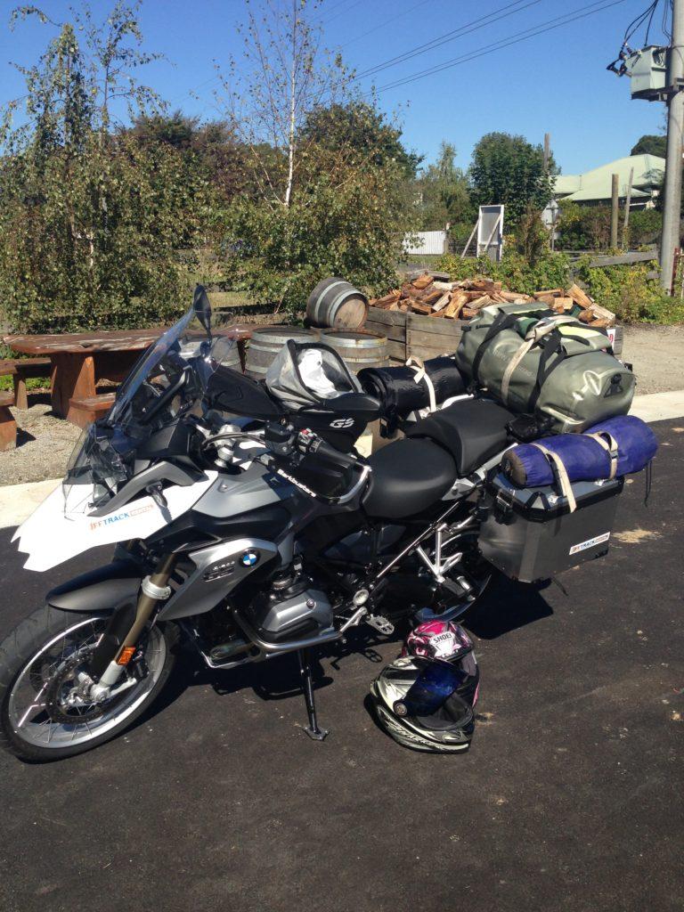 Image: David & Em Morieson - Rented Motorcycle