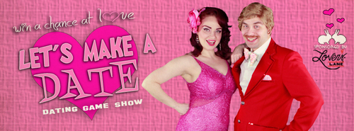 The White Rabbit Cabaret presents Let     s Make A Date  A Live Dating     The White Rabbit Cabaret