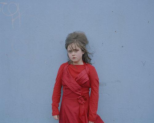 Nia, The Gurnos, Merthyr. 2018 Photography by Clèmentine Schneidermann/Charlotte James