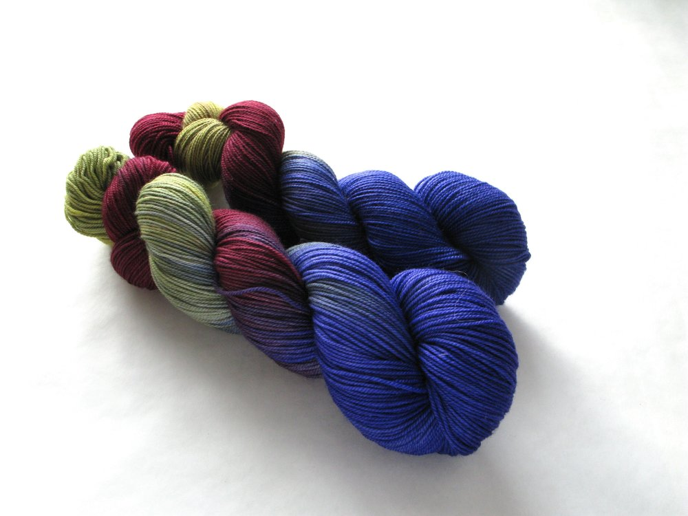 violet hour stripe
