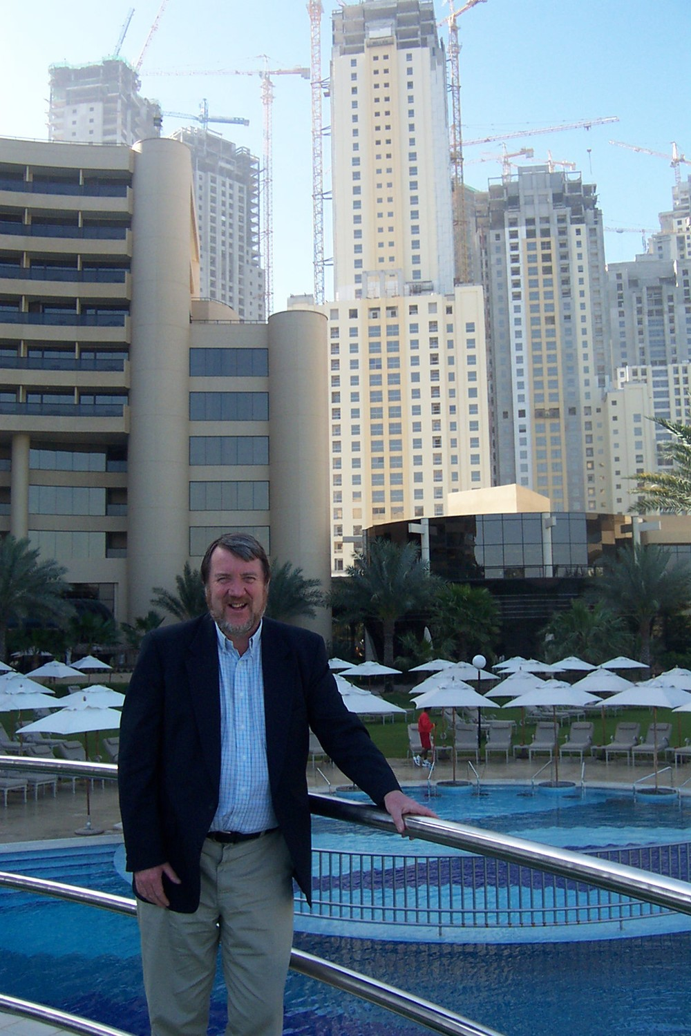 2005—Dubai and AUD curriculum still under construction