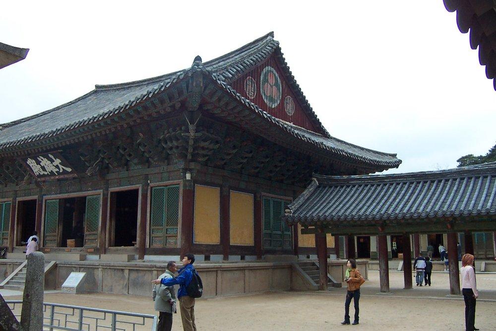 Gyeongju, ancient capital of the Korean kingdom