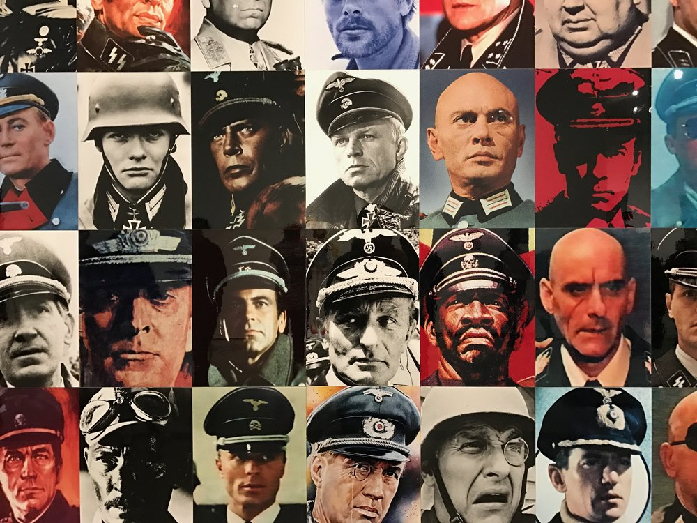 The Nazis  by Piotr Uklanski (cropped)