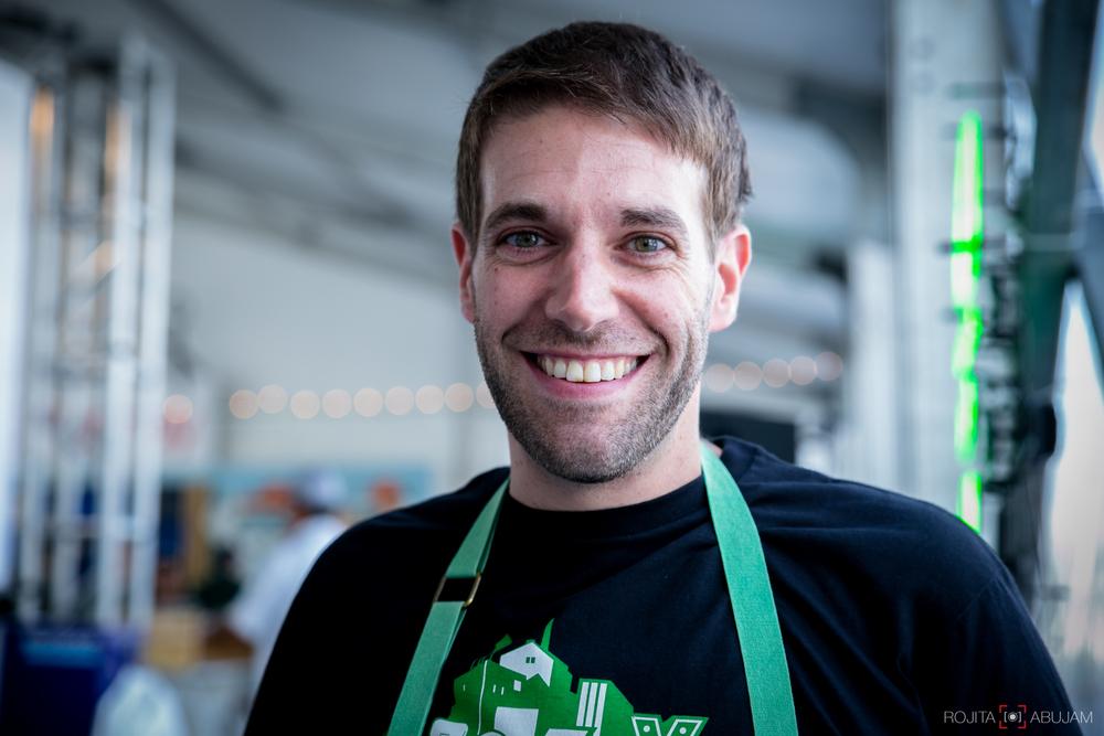 MARK ROSATI - Culinary Director of Shake Shack.
