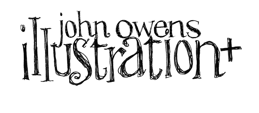 John Owens Illustration+