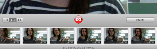 Forever awkward in front of the camera. Also - a peek at the Vidcode offices!