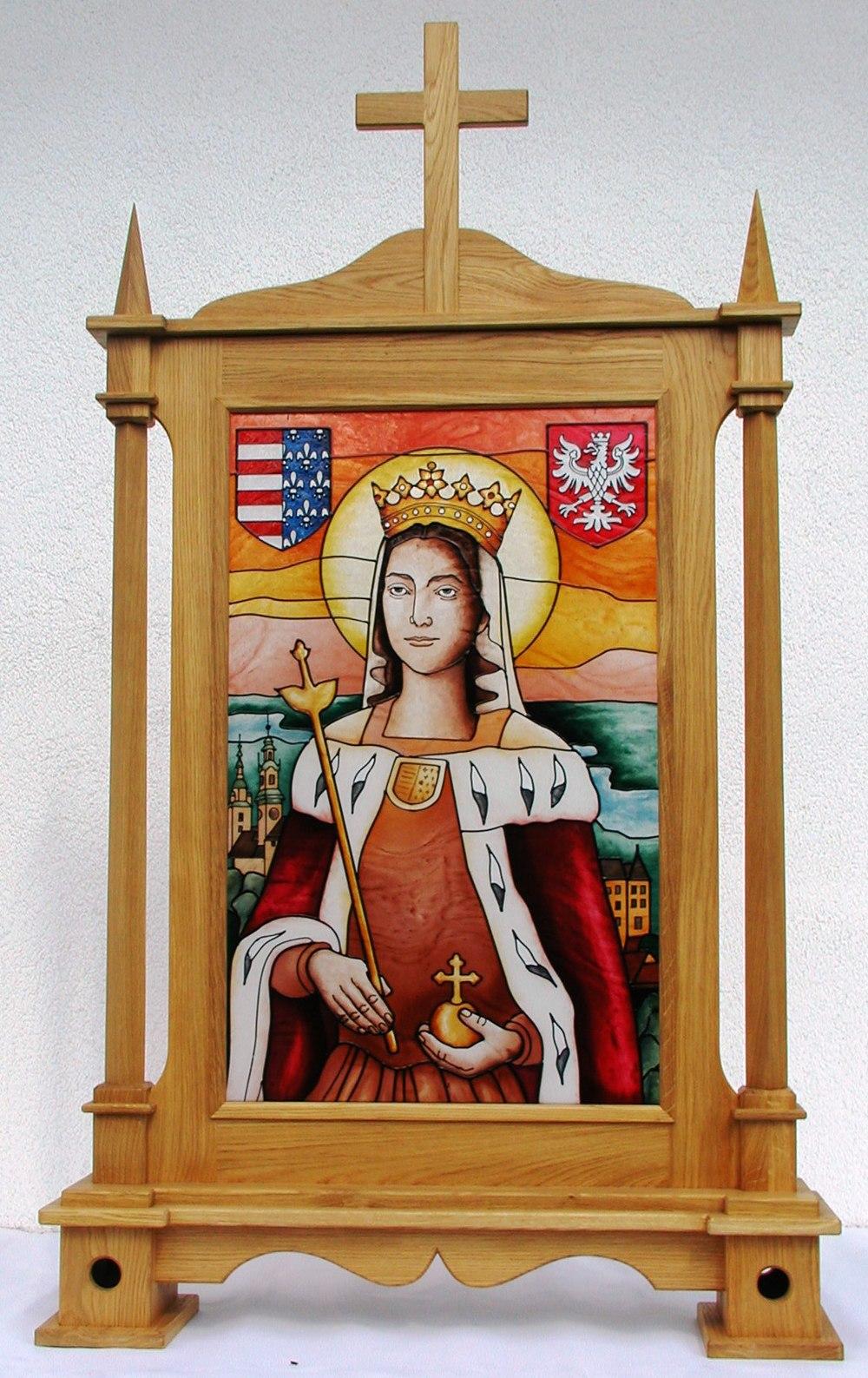 Św. Jadwiga Królowa
