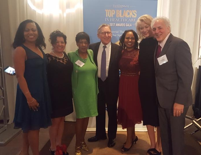Top Blacks in Healthcare Awards Gala