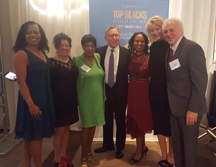 Top Blacks in Healthcare Awards Gala