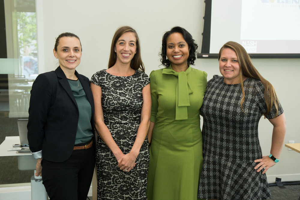 NASH Council 2018 Panel: Key NASH Initiatives