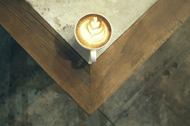 Handcrafted goodness is waiting for you. Come by and grab a latte this weekend.