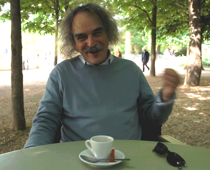 Next release: a book interview with Eugène Green