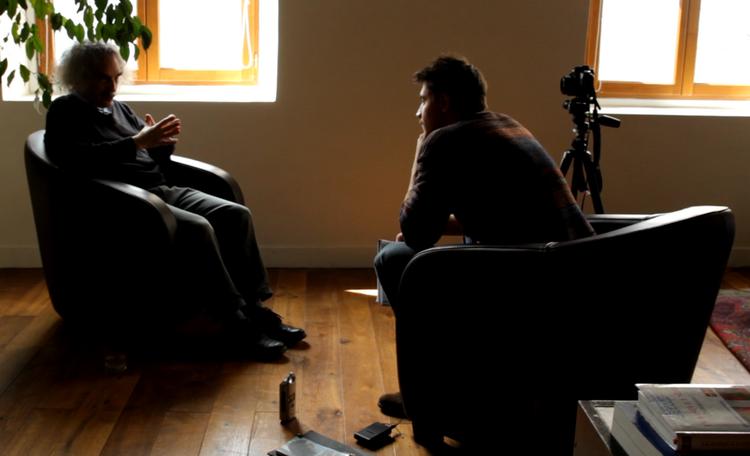 Federico Francioni intervista Eugeen Green   Leggi